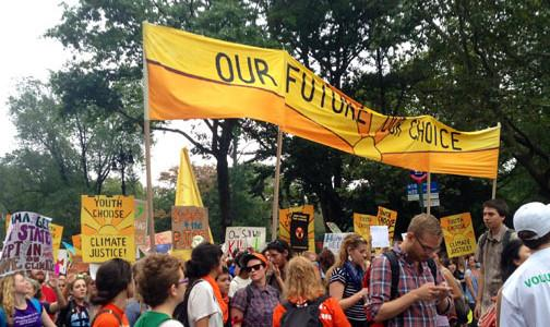 Protectors Show Pride in Massive Central Park Rally  - Photo by Bianca Buffamonte