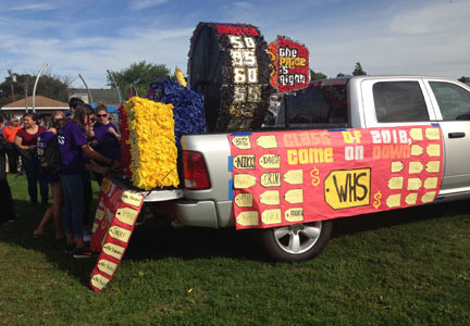 One of Wantagh's Most Beloved Traditions: Homecoming