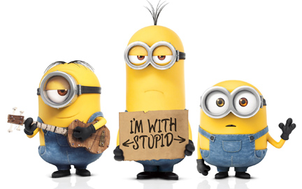 Why all the Minions Hate?