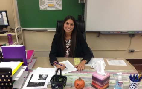 Ms. Grange's Travels Take Her to Exotic Wantagh