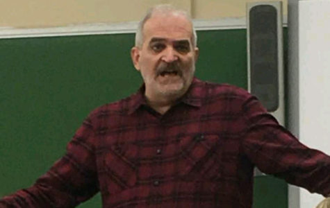David Dubin – Wantagh English Teacher,   Long-Time Theater Director – to Retire
