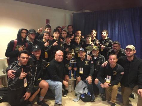 Wantagh Pins Long Beach for Nassau County Division I Championship
