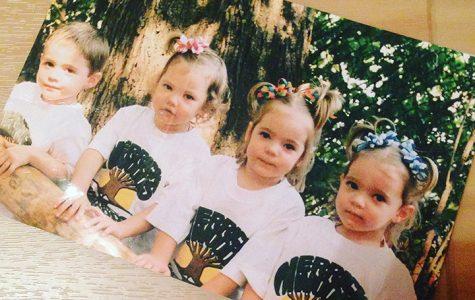 The Most Unique Set of Wantagh Multiples – The Goldrick Quadruplets
