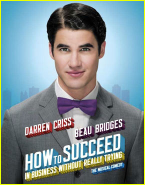 Glee Star Darren Criss Taking Over for Daniel Radcliffe