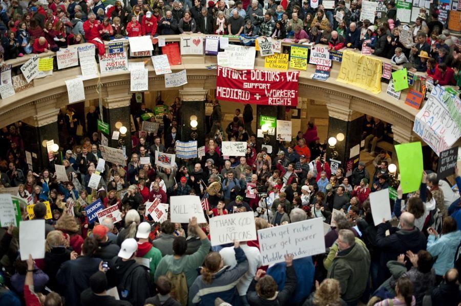Anti-Protest Law Threatens First Amendment