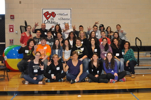 "Wantagh Challenged to ""Be the Change"""