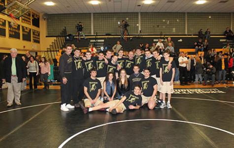 Wrestlers Go Undefeated for 2nd Straight Season
