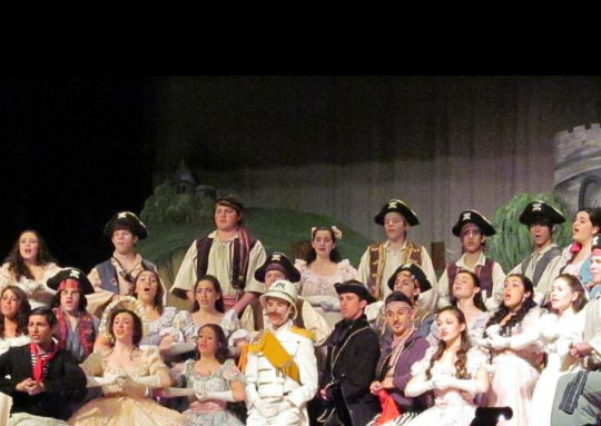 Pirates Cast An Anchor in Wantagh
