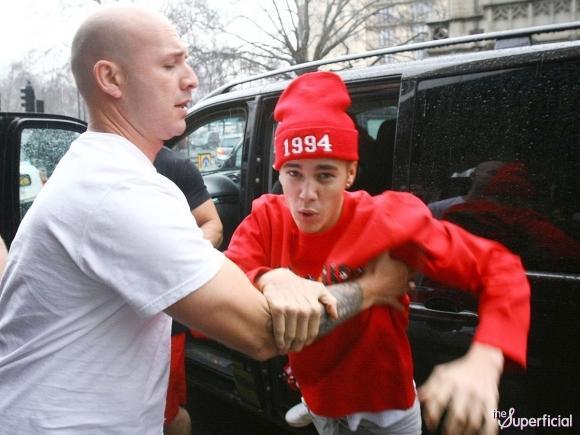 Bieber's Blunders