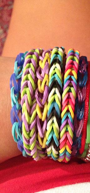 Rainbow+Loom+Craze+Sweeps+the+Nation