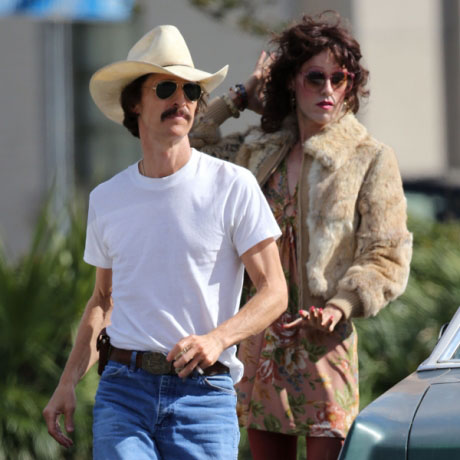 McConaughey and Leto: Inspirations on and off Screen