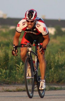 Aviles on the Mend After Horrific Bike Crash