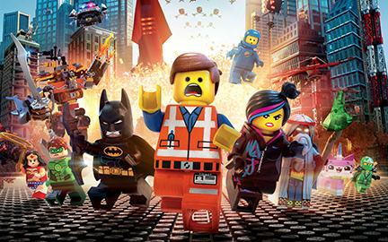 The Lego Movie - More than just Building Things