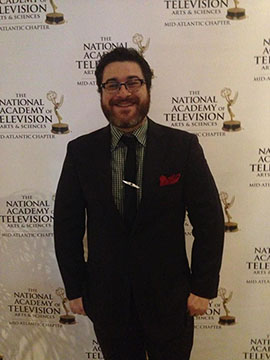 Two Wantagh Grads,Warrior Editors, Win Emmys