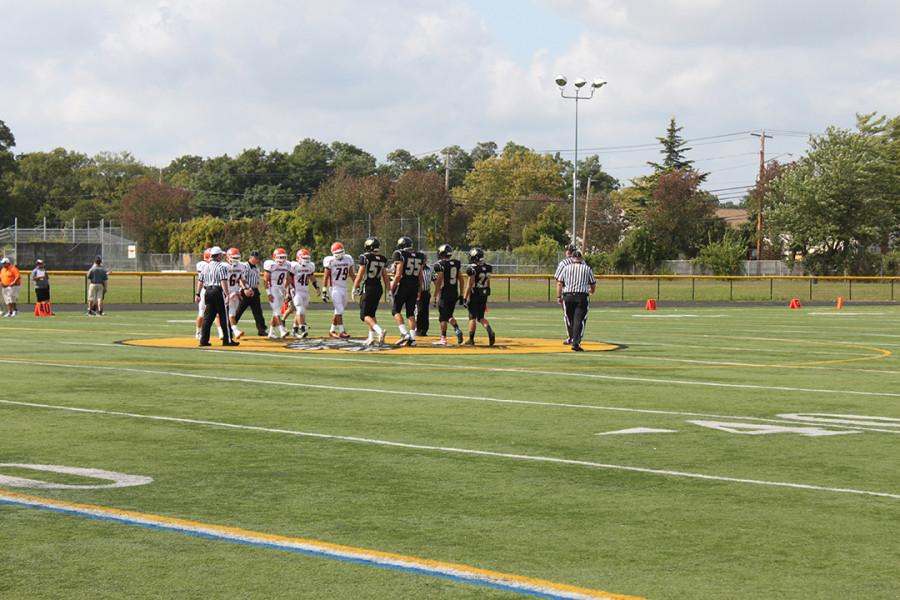 Football Team Tackles 8th Straight Final Four