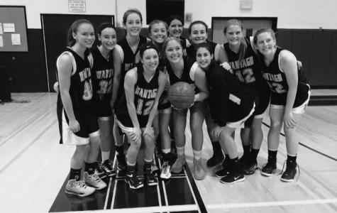 Warrior Girls' Basketball Team Reaches County Final
