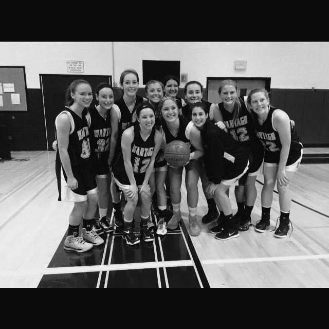 Warrior+Girls%27+Basketball+Team+Reaches+County+Final