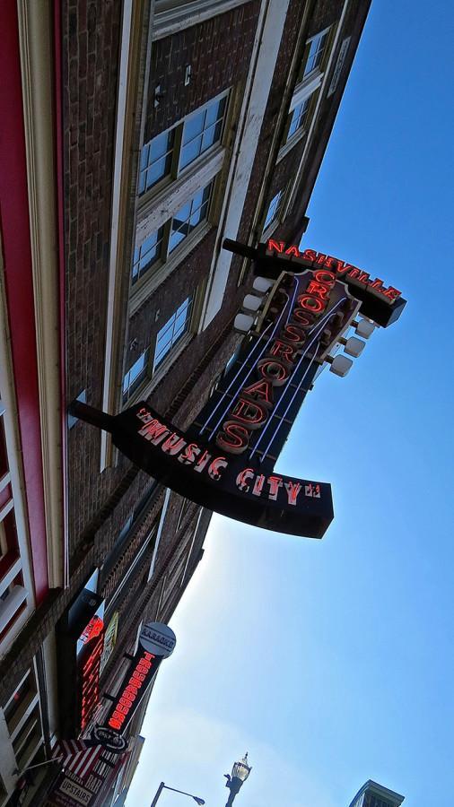 A typical Nashville facade