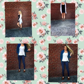 Transitioning from summer to fall fashion