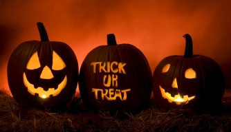 Halloween - Watch Your Back