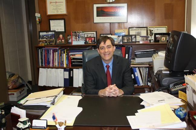 New Assistant Superintendent McNamara Thrilled to Be Here in Wantagh