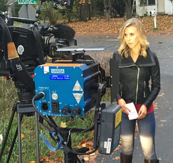 Hard Work and Drive Equal Success for News 12's Erin Colton