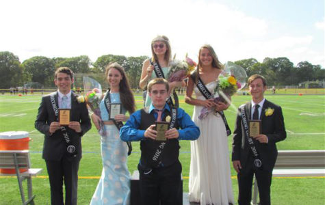 Class of '17 Makes Dreams Come True at Homecoming