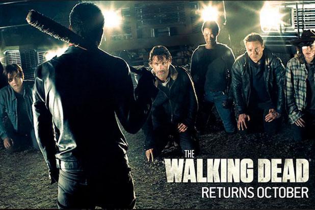 The Walking Dead Strolls into Season 7