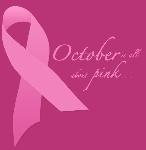 October is Pink - Join the Fight