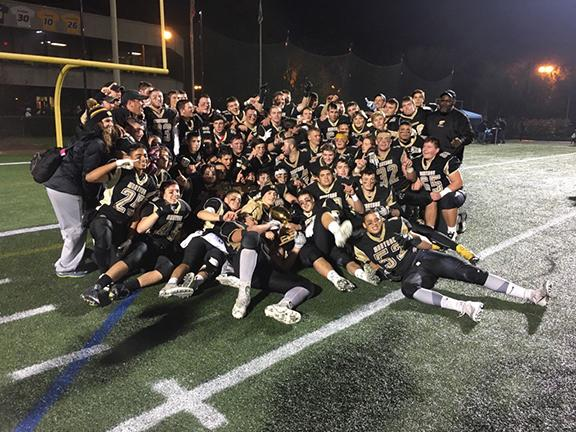 Wantagh Caps Undefeated Season with Long Island Championship