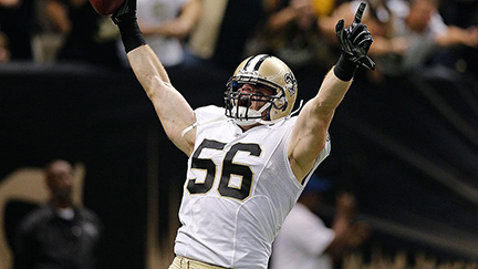 Michael Mauti, of the New Orleans Saints, is More than Role Model