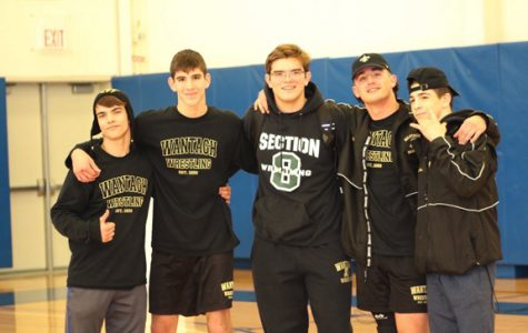 Wrestlers Top Long Beach for Nassau County Title; 5th in the State