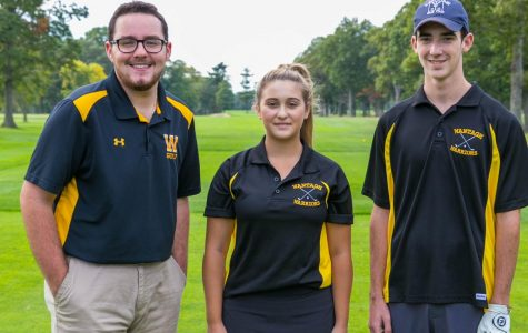 Fernandez, Francioso, Tucker Drive Golf Team to Record Low Scores