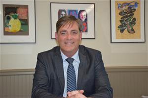 McNamara Takes Charge as Superintendent of Wantagh