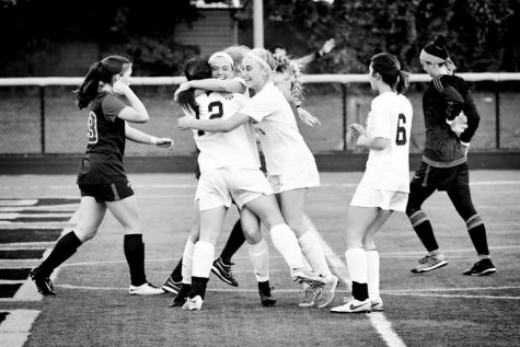 Girls' Soccer Wins Playoff Game for Seventh-Straight Year