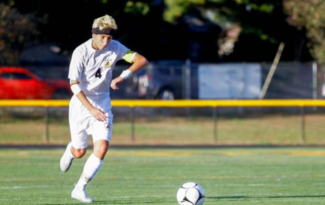 Boys' Soccer Tops No. 1 Seed  on Playoff Run to Semifinal