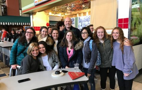 Wantagh Journalists Enjoy Press Day at Hofstra University