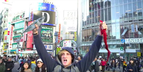 YouTube Personality Stirs Up Controversy During Trip to Japan