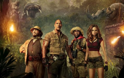 """Jumanji"" the Sequel Stars The Rock"