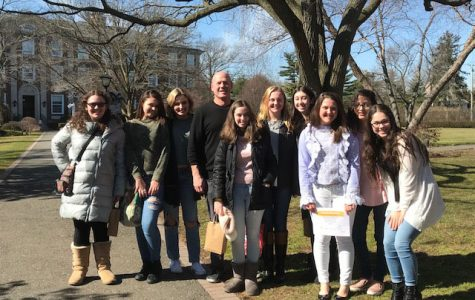 Wantagh Journalists Enjoy Another Press Day at Adelphi
