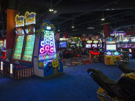 In A Time Where Arcades Struggle to Thrive, Round 1 Stands Out