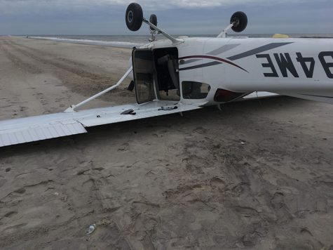 Wantagh Junior Survives Emergency Landing of Plane on Beach During BOCES Aviation Lesson
