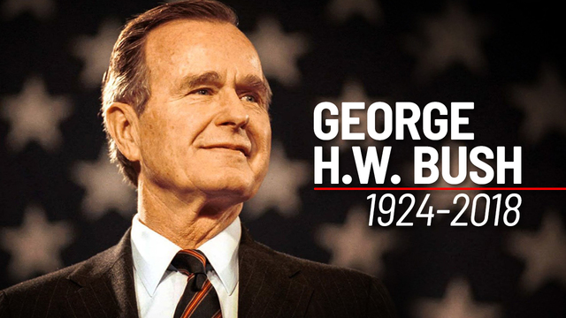 George+H.W.+Bush%2C+Former+President%2C+Dies+at+Age+94