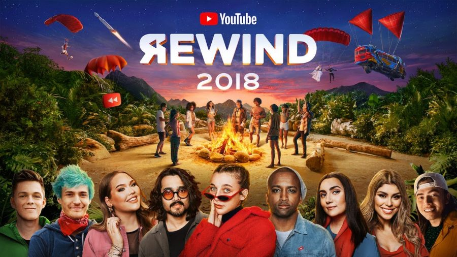 YouTube Rewind 2018 Leads To Extreme Backlash