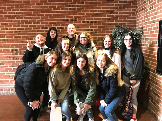 Wantagh's Talented Journalists Win Two Awards at Adelphi Press Day