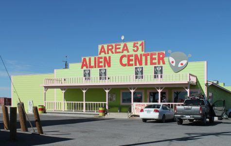 Area 51 Raid: Small Turnout but Big Fun and Little Damage