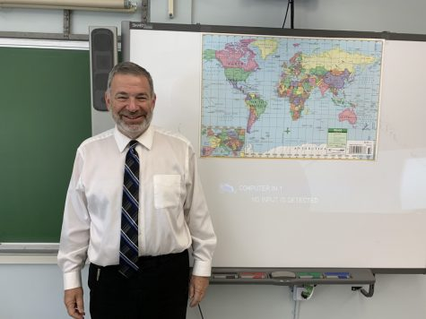 Meet Wantagh's New Assistant Principal — Mr. Pappas
