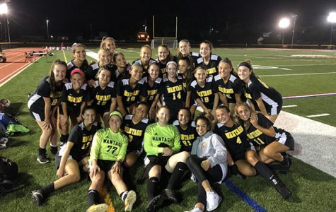 Girls' Soccer Captures First-ever Conference Title