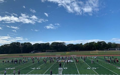 All of those Practices Made for a Perfect Field Show This Fall