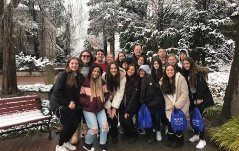 Journalism Students Press on at Hofstra Press Day